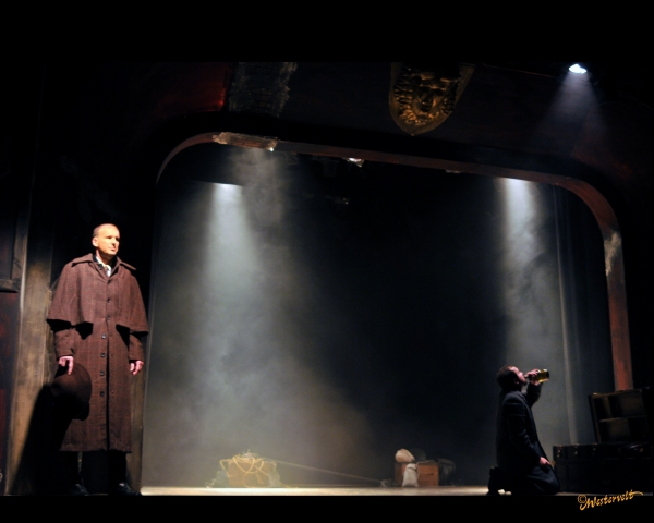 an evaluation of the performance of the woman in black at the fortune theatre london Buy tickets for the woman in black in london from just £1999 with fast delivery,  fortune theatre, london  performance dates & times.
